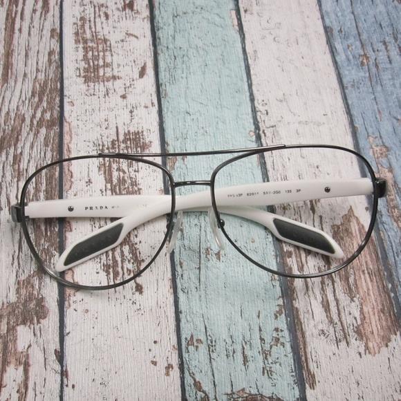 2df8dda20b Frame only PRADA SPS 53P Sunglasses Italy OLV435